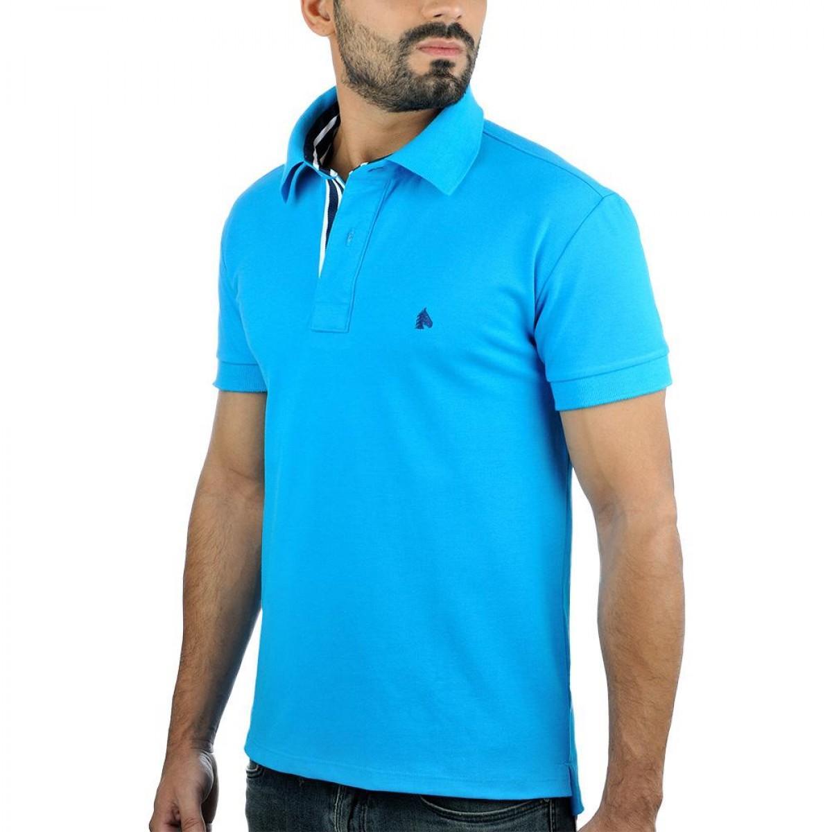 151445f740fe0 Camisa Polo BF   MS Azul - BF   MS