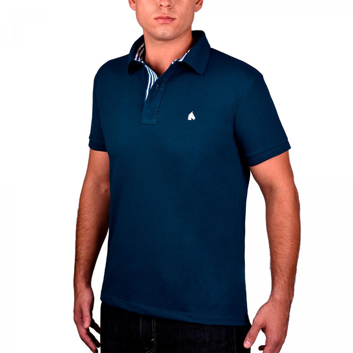 0d99297d9 Camisa Polo BF   MS Verde petróleo - BF   MS