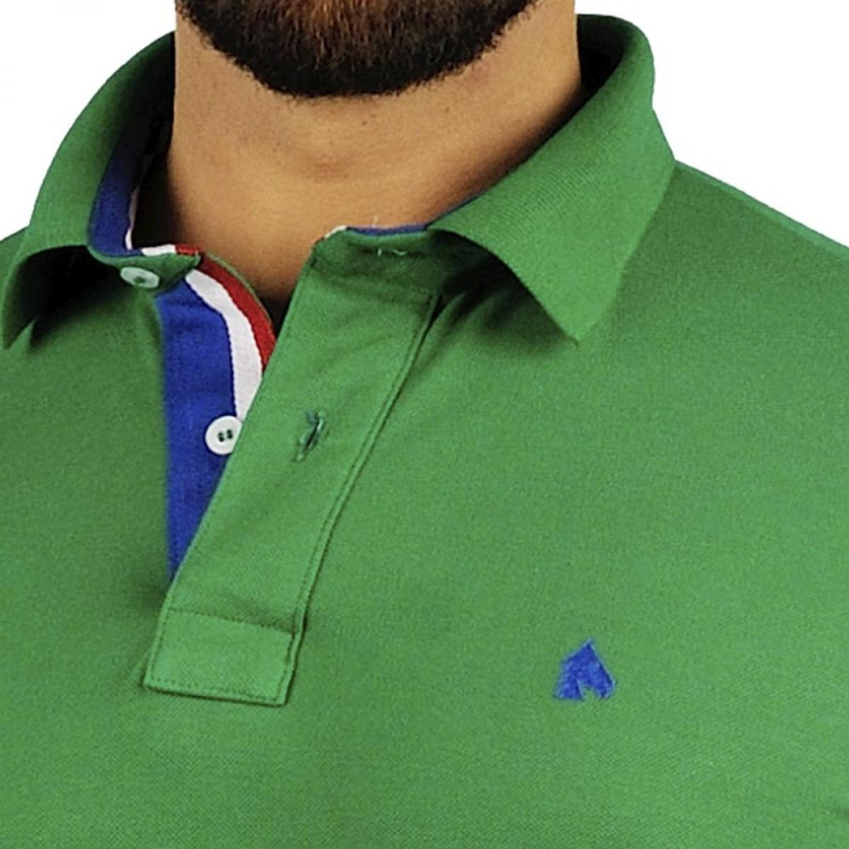 75ee04d2c Camisa Polo BF   MS Verde Bandeira - BF   MS