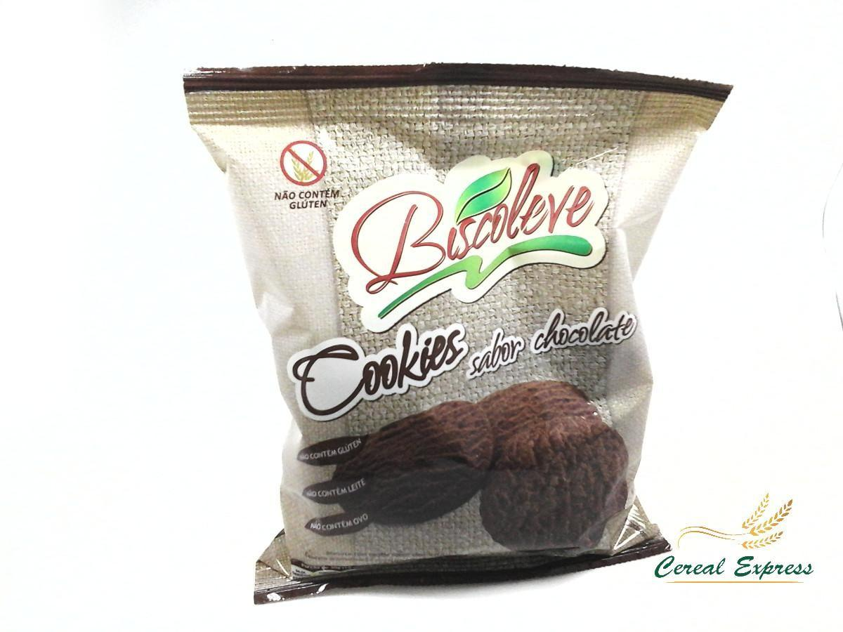 COOKIE CHOCOLATE BISCOLEVE 120G