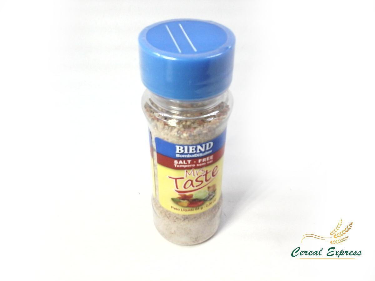 MRS TASTE TEMPERO BLEND 60g