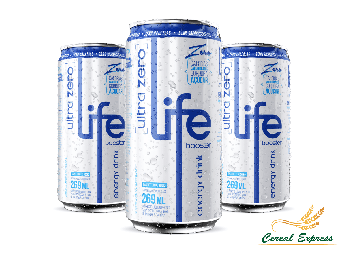 Life Booster Energy Drink Ultra Zero 269ml