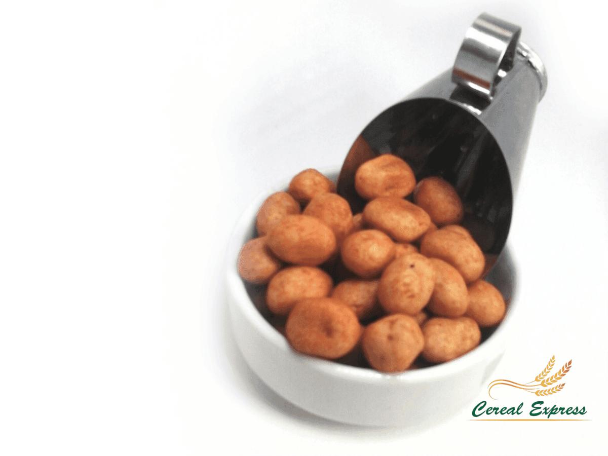 Amendoim crocante apimentado