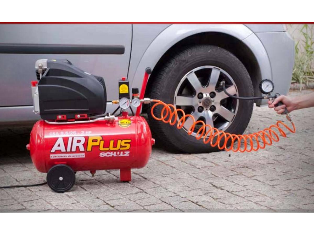 Compressor de Ar Air Plus MSI 8,5 - SCHULZ