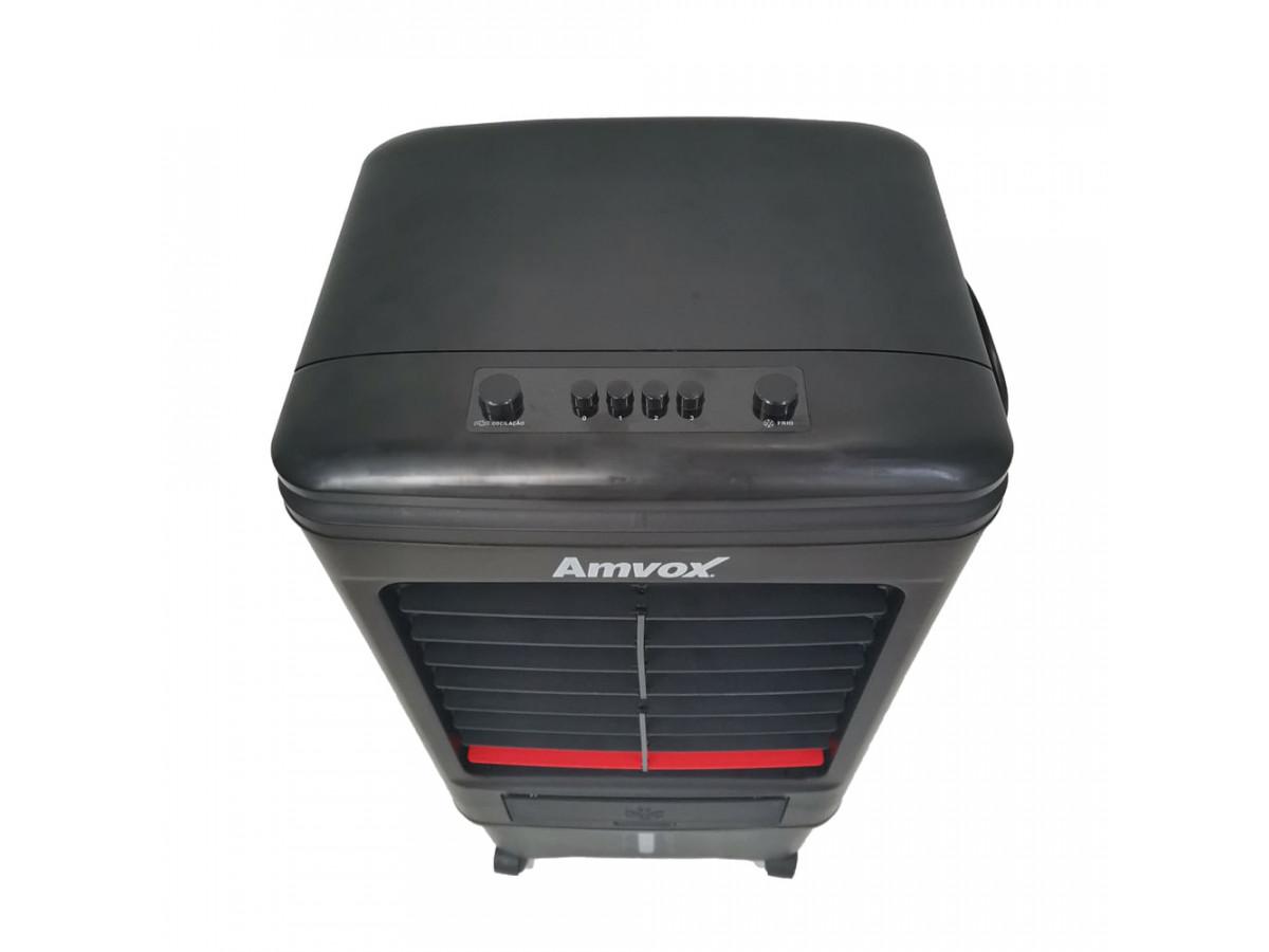 CLIMATIZADOR AR ACL 018 18L AMVOX 127V PRETO