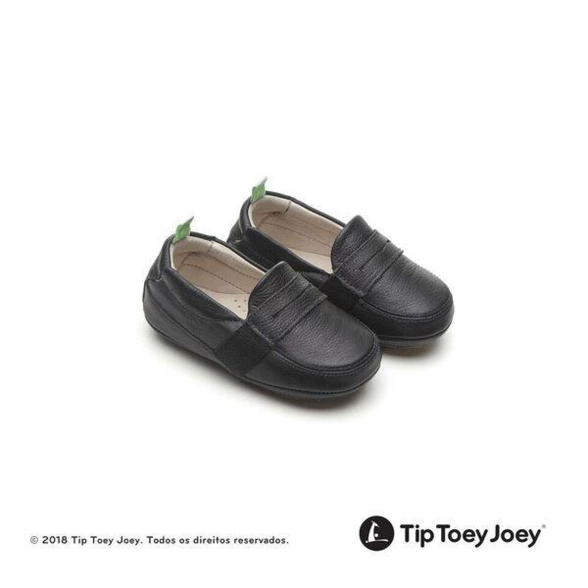 8d0547d96f SAPATO TIP TOEY JOEY SHARPY BLACK (PRETO) - Tutti Frutti Calçados ...