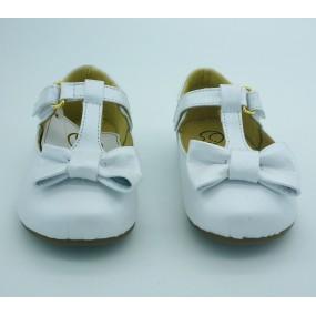 6caa421163 Sapatilha Boneca Dourado - Trianinha Baby Kids Teen   Shoes Moda ...
