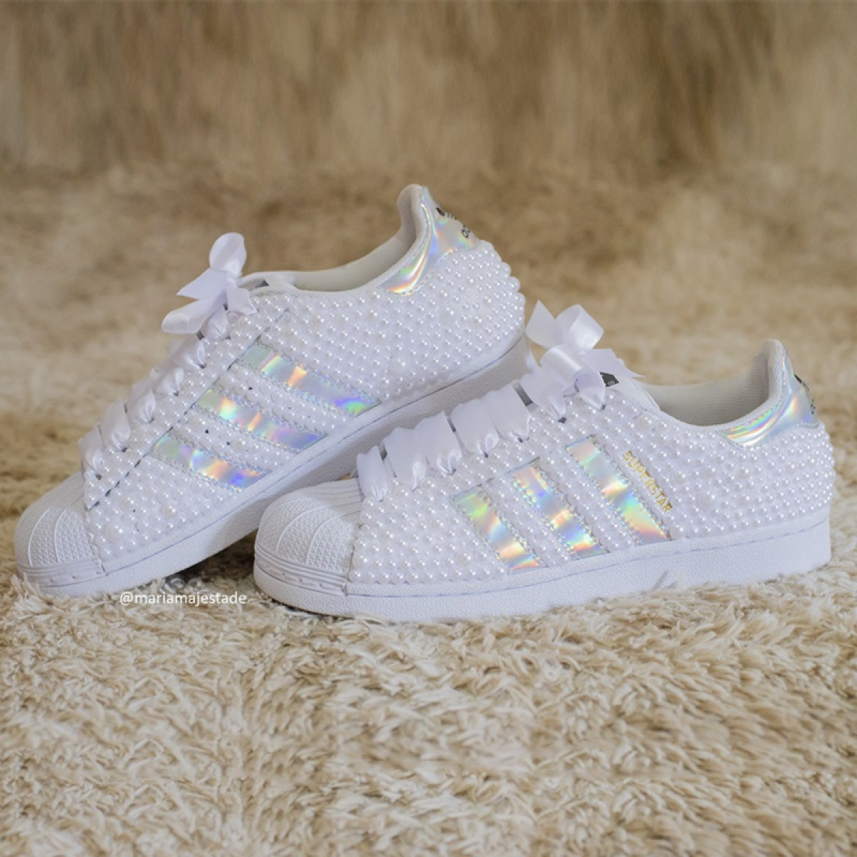 adidas superstar customizado