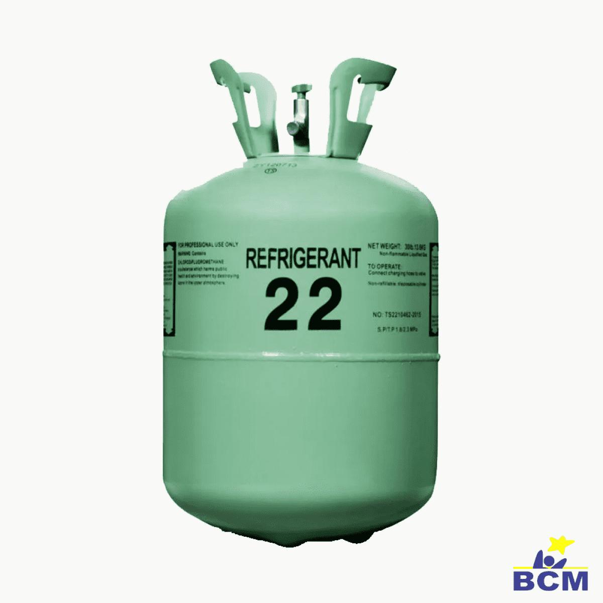 GÁS R22 Fluido Refrigerante