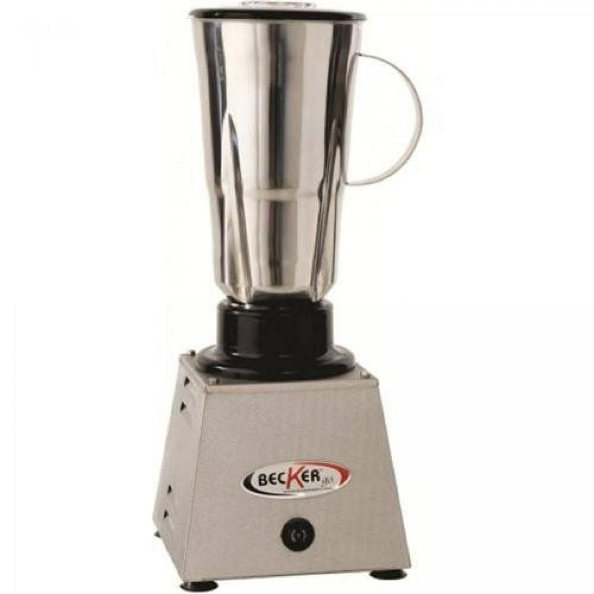 Liquidificador Alta Rotação 2L LQA-2 - Inox BCM Refrigeração.