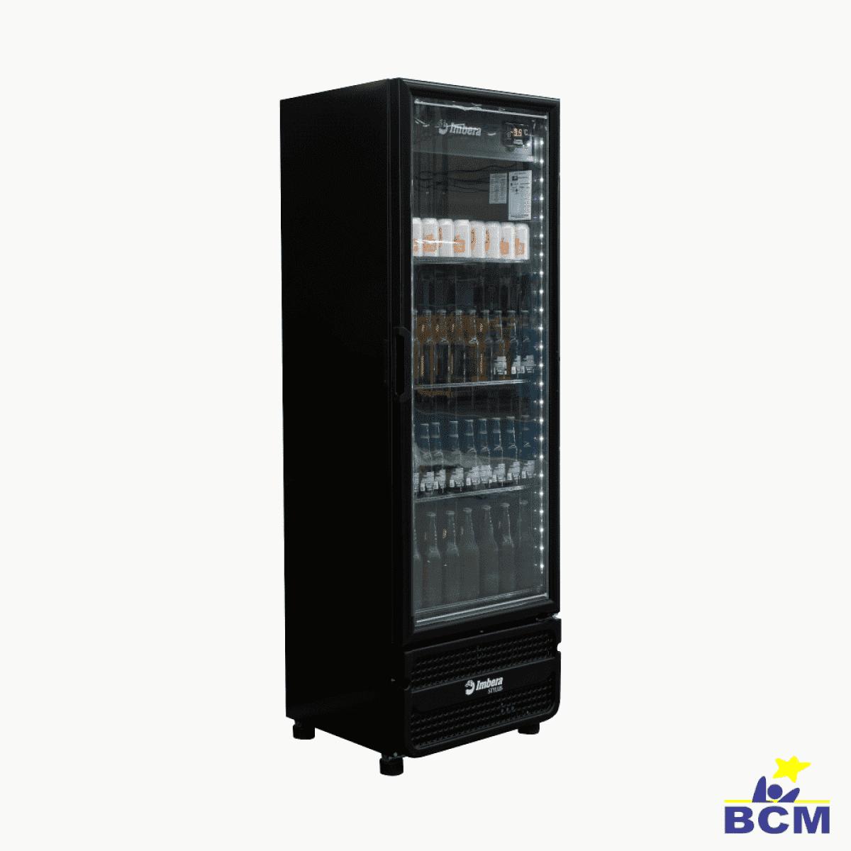 Cervejeira Imbera CCV315 454L Stylus porta de vidro
